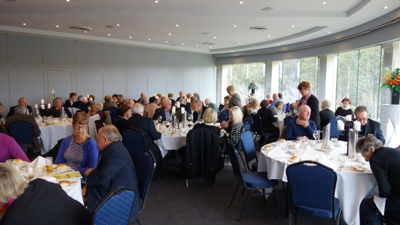 general meeting lunch july 2018