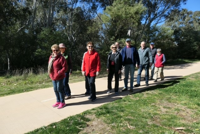 walking group oct2018